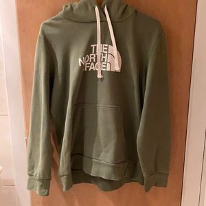 North Face Hoodie Size XL